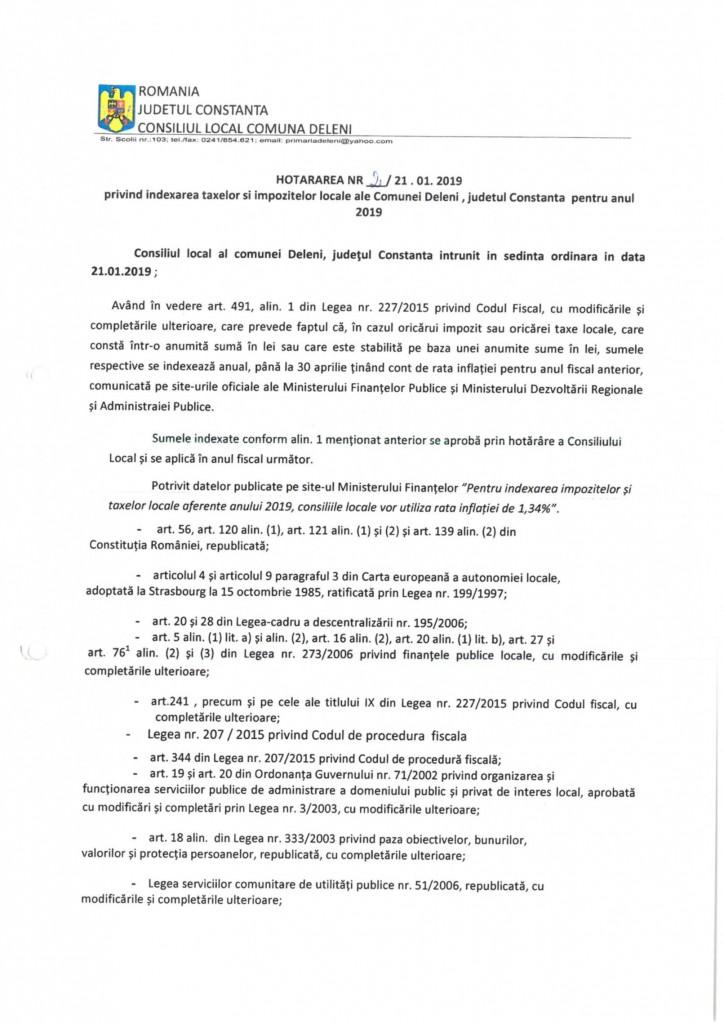 hotarare taxe 2019_001